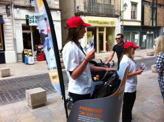 Offre Emploi National Street Marketing