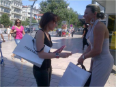 Distribution de Flyers à Nantes